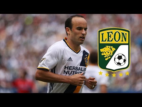 Landon Donovan - Welcome to Leon - Bienvenido a Leon - Skills and Goals
