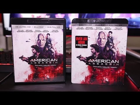 American Assassin 4K Blu-Ray Review