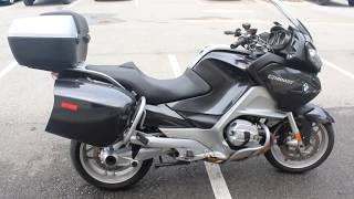 4. SOLD - 2011 BMW R1200RT for sale - RIDE PRO