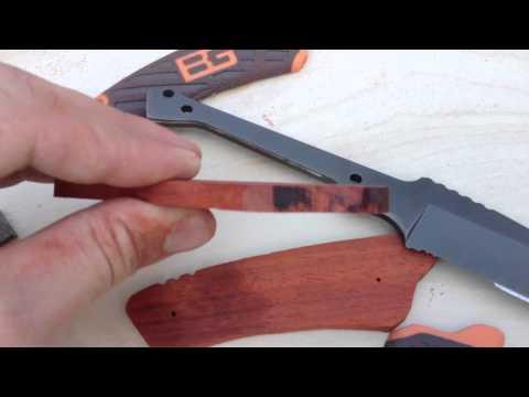 Відеоогляд ножа Gerber Bear Grylls Compact Fixed Blade