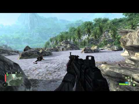 Crysis VR – head and gun tracking mod for the Oculus Rift – First Look