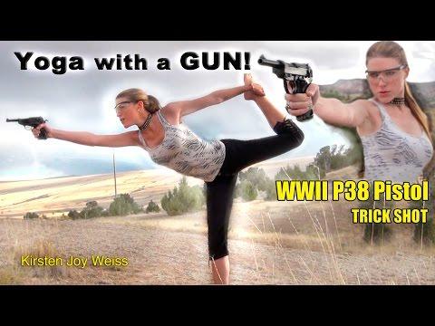 Gun Yoga With Kirsten Weiss