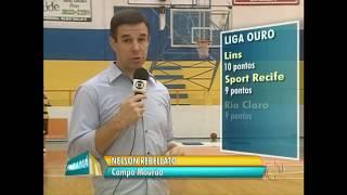 22 ago. 2016 ... Time de basquete de Campo Mourão disputa jogo da NBB no domingo G1 ... nCampo Mourão x Vasco da Gama jogo 5 da final da #LigaOuro...