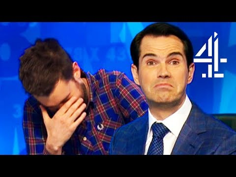 Jimmy's Insults - 8 Out Of 10 Cats Does Countdown