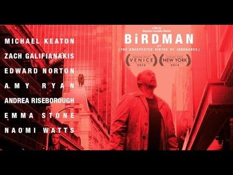 Birdman (2014) Blu-Ray Update + More Movies