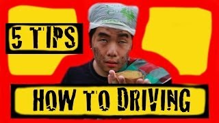 Tips How to Drive -w- LASTDAY production
