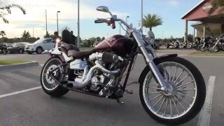 5. 2013 Harley Davidson CVO Breakout for sale