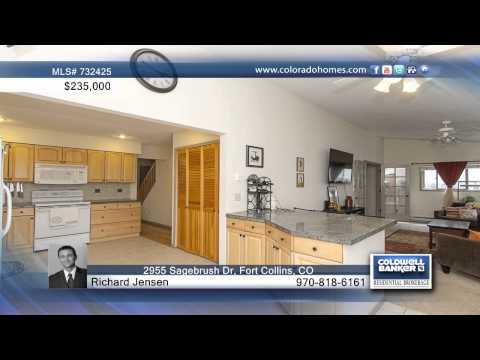 2955 Sagebrush Dr  Fort Collins, CO Homes for Sale | coloradohomes.com