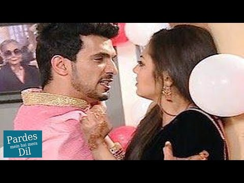 Pardes Mein Hai Mera Dil 23rd January 2017 EPISODE