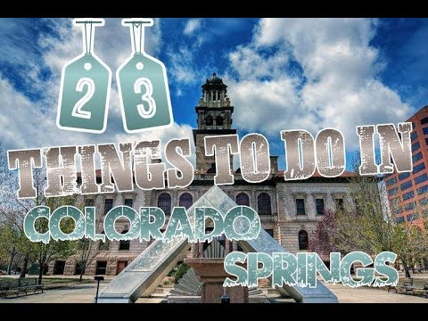 Top 23 Things To Do In Colorado Springs