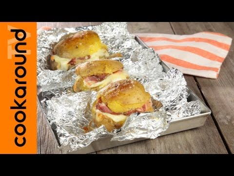 patate ripiene di formaggio e pancetta - ricetta