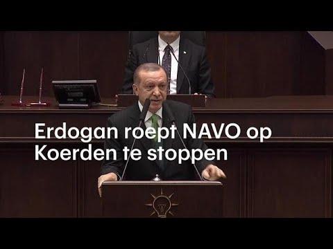 Erdogan richt zijn pijlen op Koerdisch leger - RTL NIEUWS