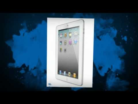 Apple iPad 2 MC981LL/A Tablet (64GB, Wifi, White) 2nd Genera