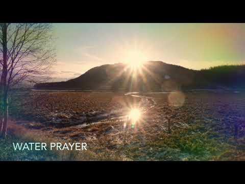 Agua de estrellas a Water Prayer