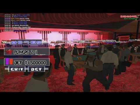 Diamond RP - Эпичные ставки в казино, поднял 5кк | Emerald
