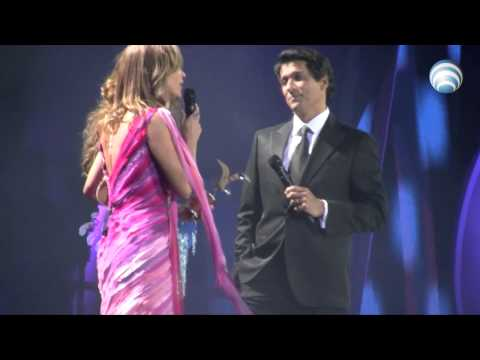 Gloria Trevi Recibe Gaviota de Plata y de Oro en Viña 2013