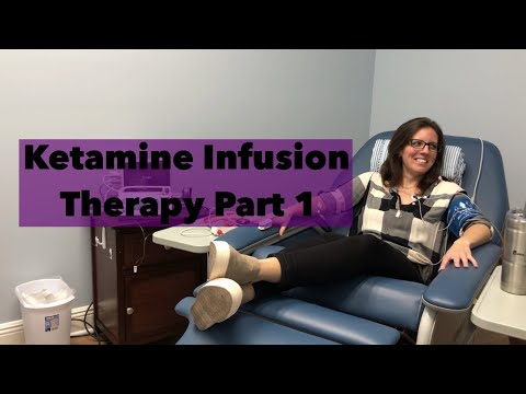 My Ketamine Infusion Therapy Experience Part 1 / PTSD, Depression, and Anxiety Relief