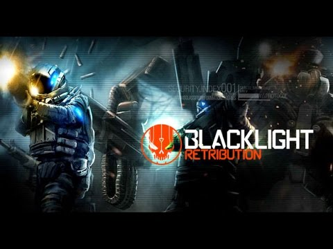 НедоОбзор Blacklight Retribution(MMOFPS)