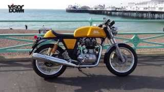 9. Royal Enfield Continental GT review | Visordown Road Test