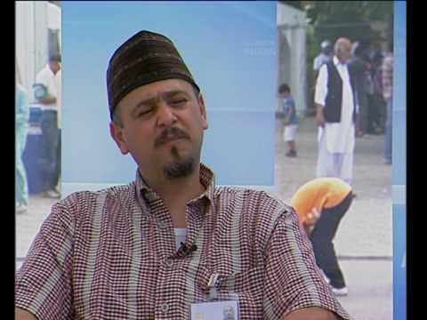 Erlebnisse von konvertierten Muslimen auf der Jalsa Salana Germany 2010 3/4