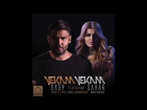 "Sasy Ft Sahar - ""Yekam Yekam"" OFFICIAL AUDIO"
