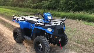 5. 2018 Polaris 450 HO Review