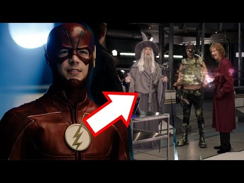 The Enlightenment Begins! Council Of Wells Returns! - The Flash 4x21 Teaser Breakdown!