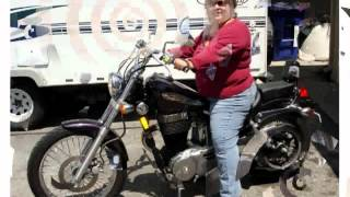 3. 2004 Suzuki Savage 650 Walkaround