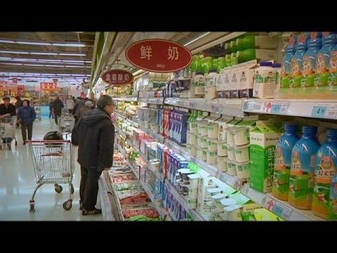 Fonterra: κατακόρυφη πτώση στην τιμή του γάλακτος – economy