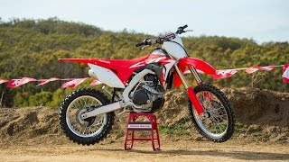 2. 2017 Honda CRF450RX First Impression | TransWorld Motocross