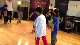 L.D.B  FREESTYLE CREW BATTLE @logos dance school toyonaka