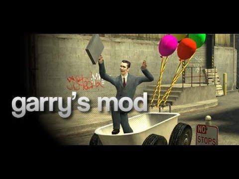 Garry's Mod-УСКОРИТЕЛИ!-by Edifer (видео)