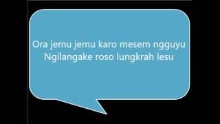 Lirik Lagu Prahu Layar Pujiatun