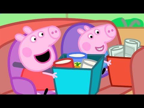 Peppa Pig Deutsch   Zusammenstellung von Folgen  45 Minuten - 4K!  Peppa Wutz #PPDE2018