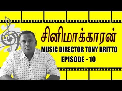 Tony Britto Says Carnatic Music Is  ..