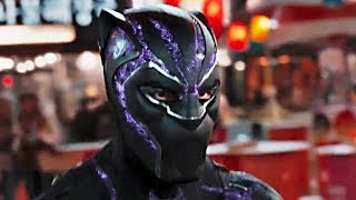Marvels Black Panther | official trailer (2018) by Movie Maniacs