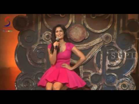 Katrina Kaif and Aamir Khan Promoting film Dhoom 3 - Funny Interview
