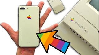 The $1899 Retro iPhone 7