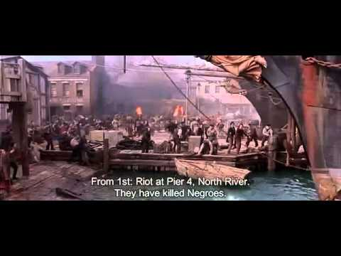 Gangs of New York - Draft Riots