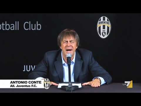 Il nuovo Crozza-Antonio Conte