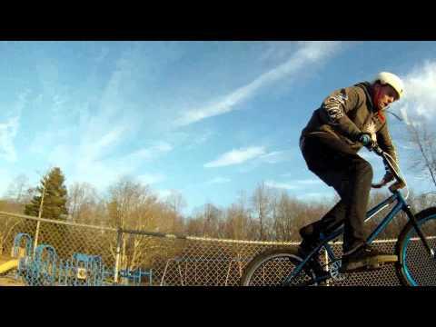 Hebron Skatepark Bmx