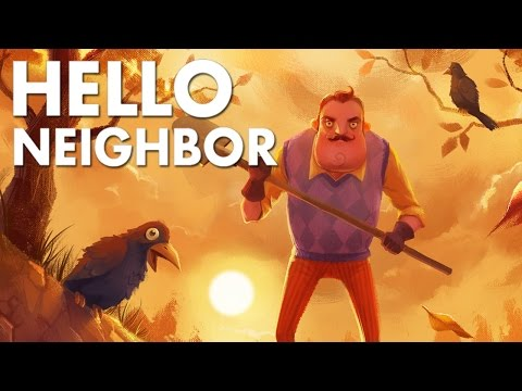 Hello Neighbor A Stealthy Horror Game