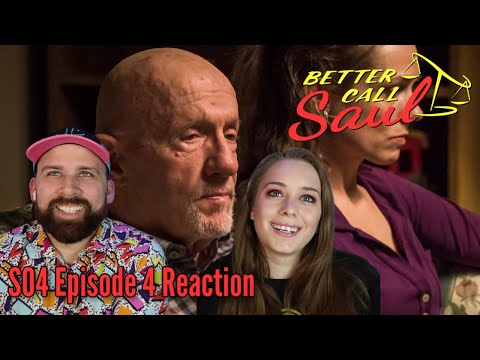 "Better Call Saul Season 4 Episode 4 ""Talk"" REACTION!"
