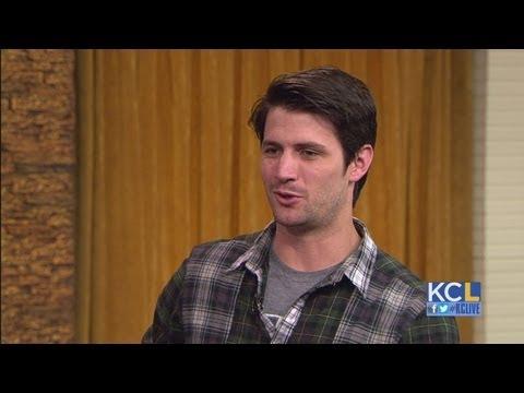 KCL - KC Film Fest brings 'Lost on Purpose', starring James Lafferty, to Kansas City