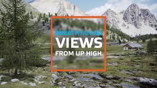 Video youtube dell'impianto sciistico Dolomiti Superski