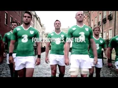 Canterbury Bring Ireland Team And Fans Together With New Kit