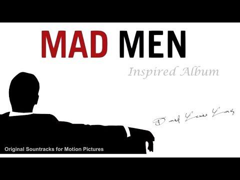 Mad Men Soundtrack Inspired Album of Mad Men Soundtrack OST Season 1 and Season 7