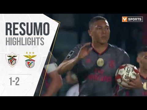 Highlights   Resumo: Santa Clara 1-2 Benfica (Liga 19/20 #11)