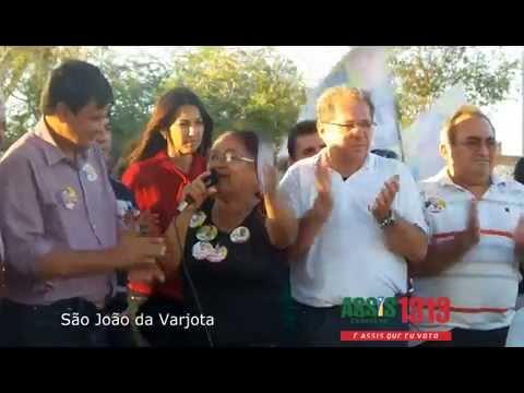 São João da Varjota é 1313