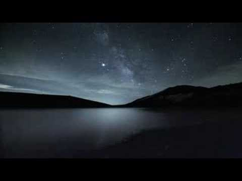 白馬大池で天の川を Time Lapse Milky Way at Hakuba Lake  (HD 720p)